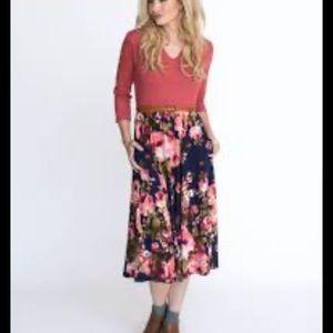 Nwt agnes and dora curie dress, large